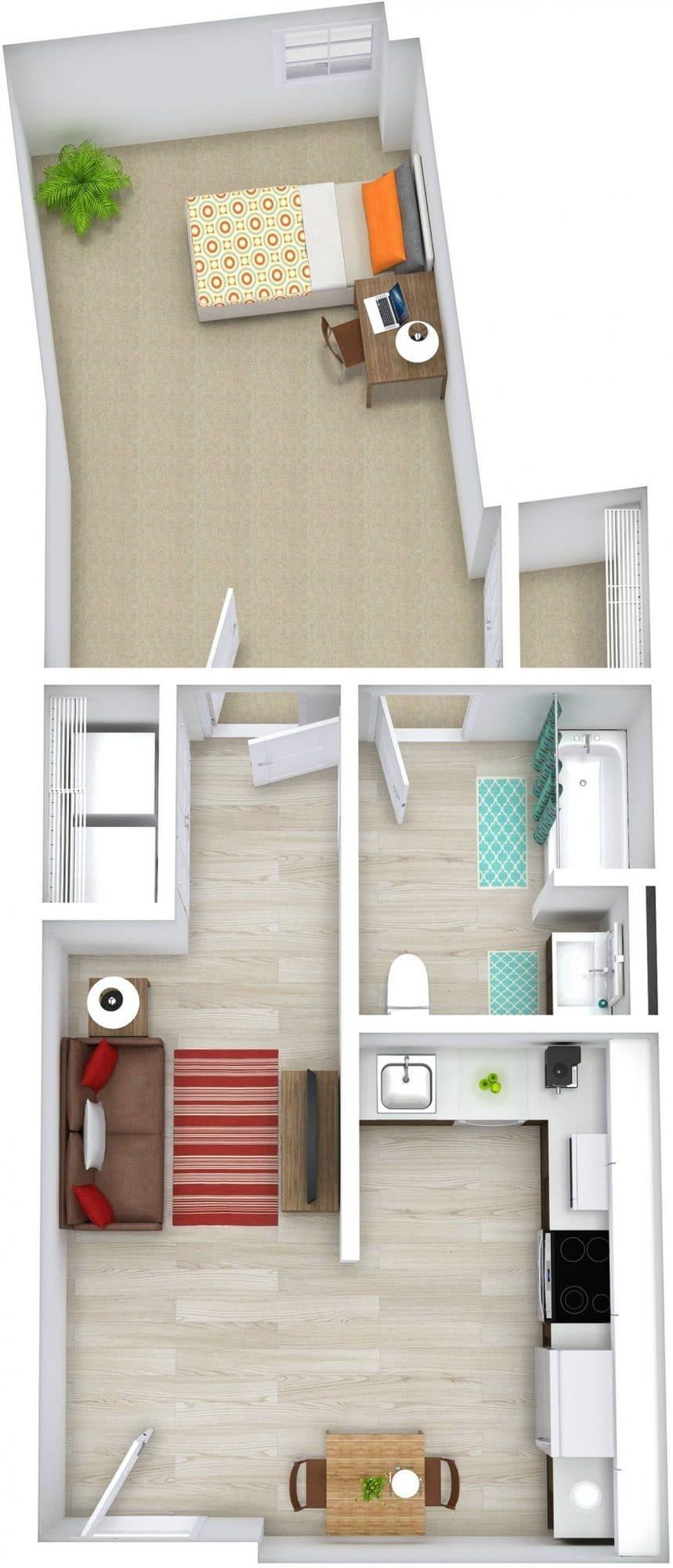 12 North Floor Plan 2