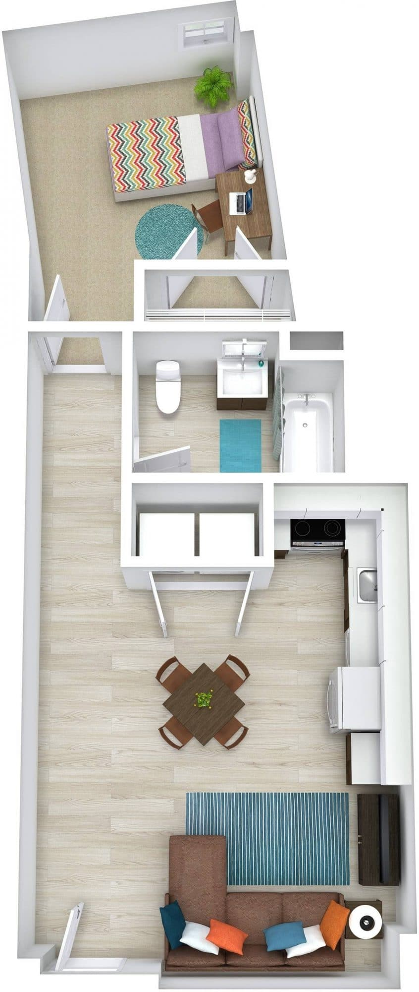 12 North Floor Plan 3